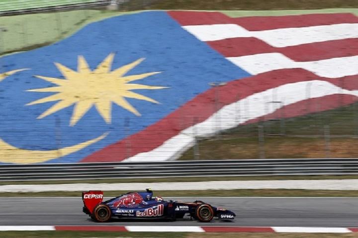 F1 Malaysia 2016