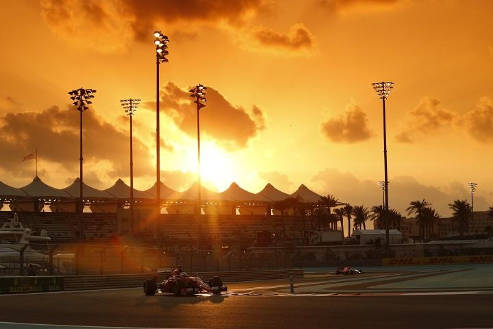 F1 Abu Dhabi 2016