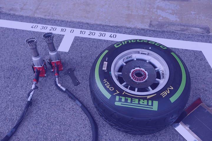 Formel 1 Event Abu Dhabi
