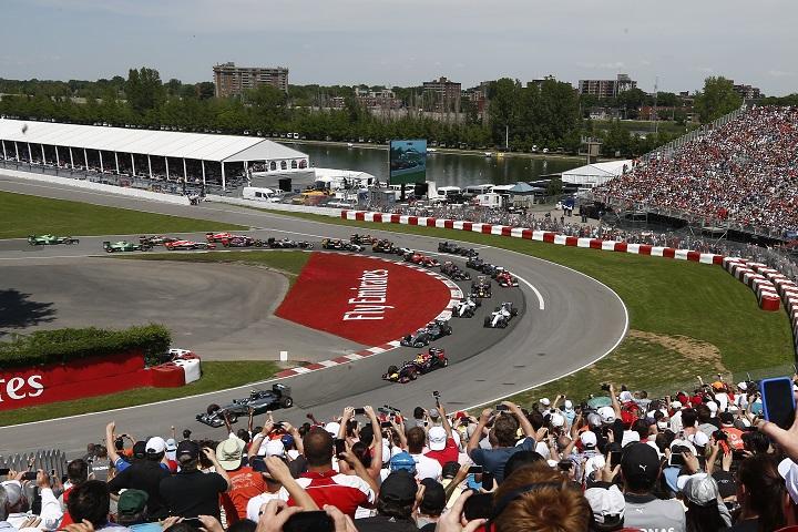 Formel 1 Event Canada