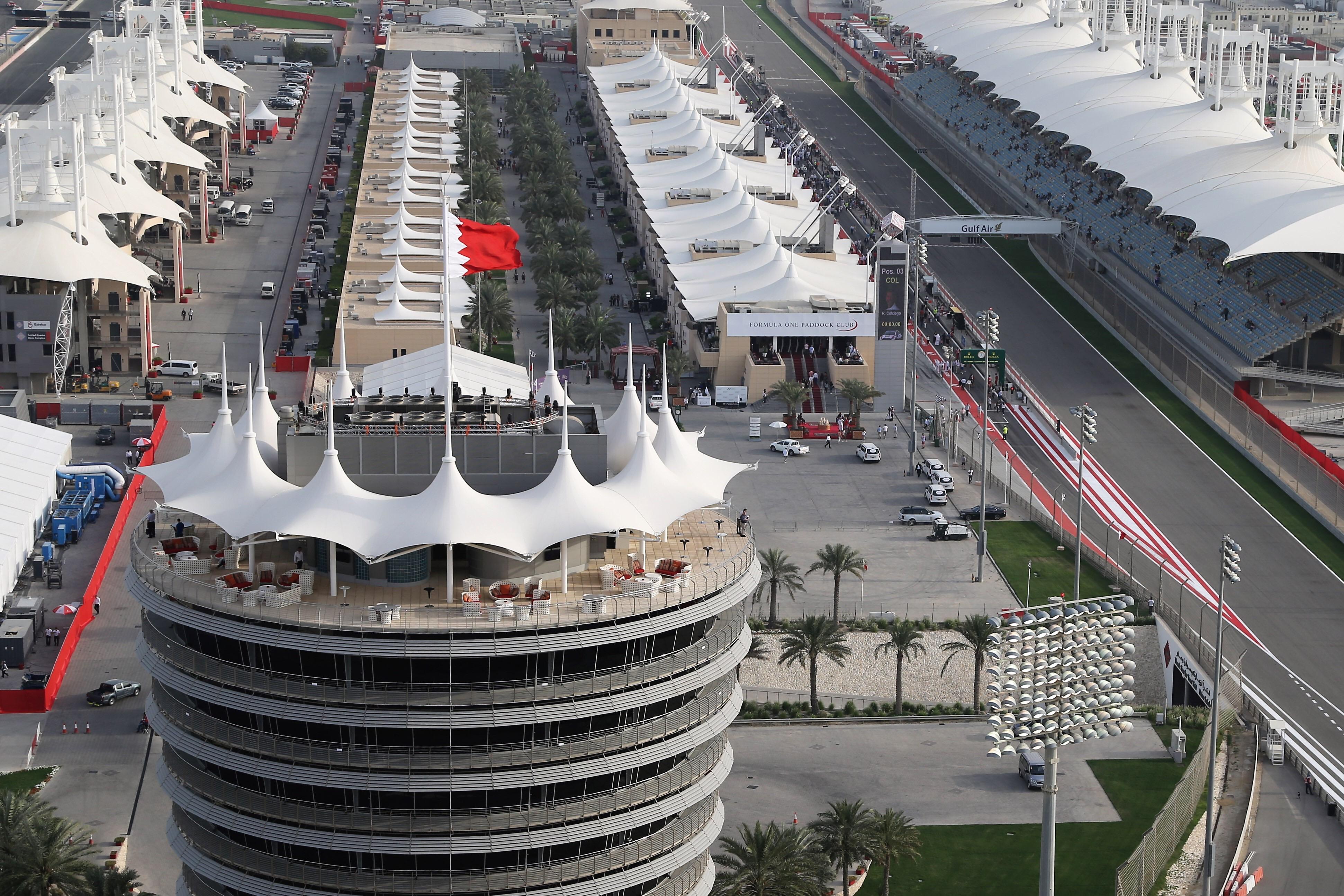 Sebastian Vettel wins in Bahrain