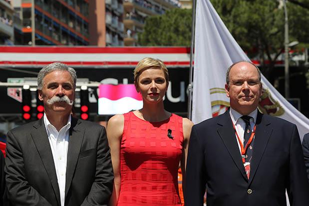 Sebastian Vettel wins in Monte Carlo