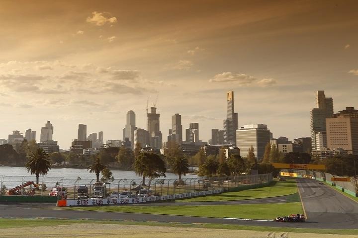 Formel 1 Event Austin