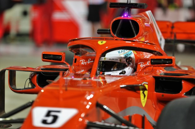 Vettel victory in Bahrain