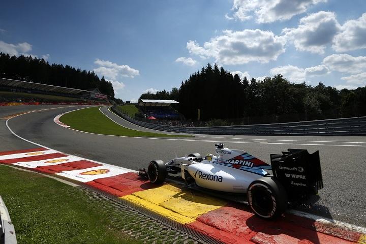 Formel 1 Event Belgien