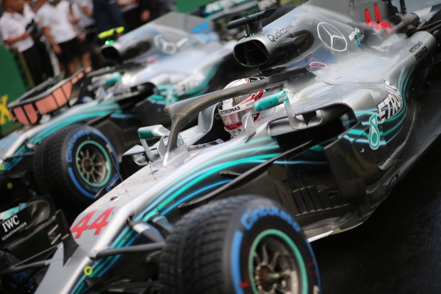 Lewis wins by surprise in Budapest