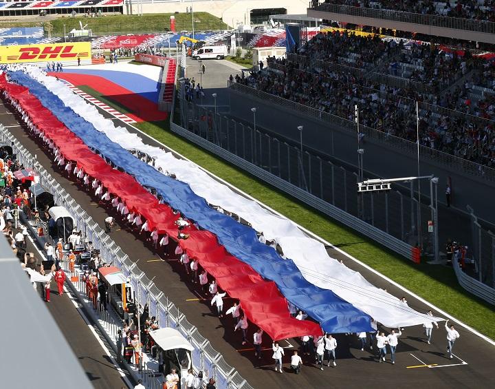 Formel 1 Event Russland