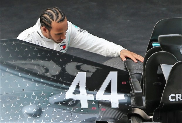 1.000th Grand Prix: Lewis wins in China