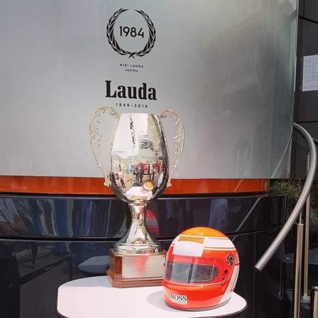 Lewis wins for Niki in Monaco