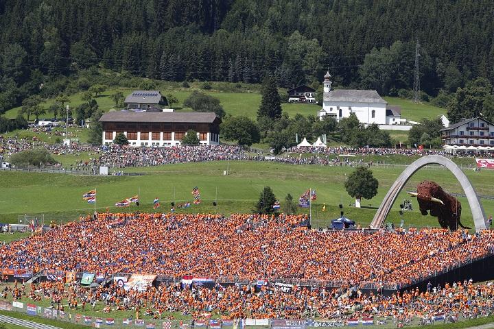 Formel 1 Event Austria