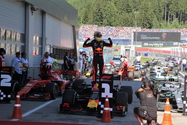 Max Verstappen wins thriller in Spielberg