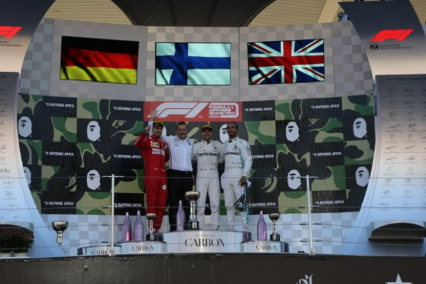 Bottas gewinnt in Japan