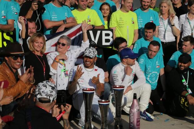 Valtteri Bottas wins US - Grand Prix; Lewis Hamilton 2019 Driver`s Worldchampionship