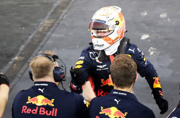 Max Verstappen wins final in Abu Dhabi
