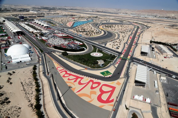 Lewis Hamilton wins season opener in Bahrain ahead of Max Verstappen
