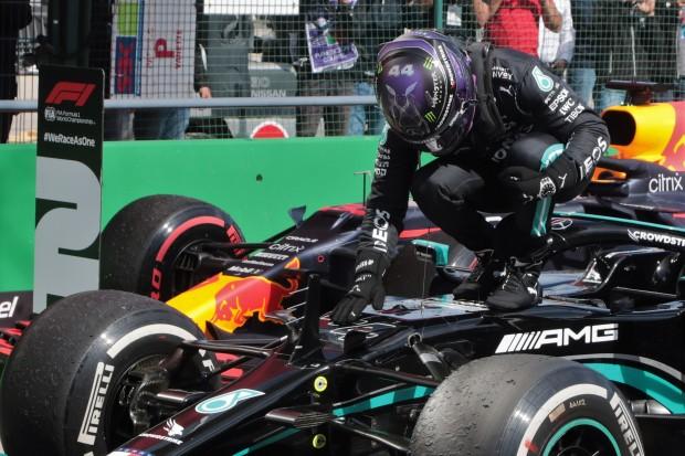 Lewis gewinnt in Portugal