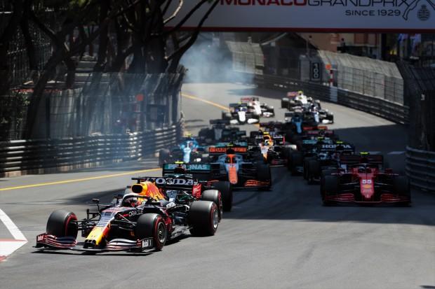 Max Verstappen gewinnt in Monaco