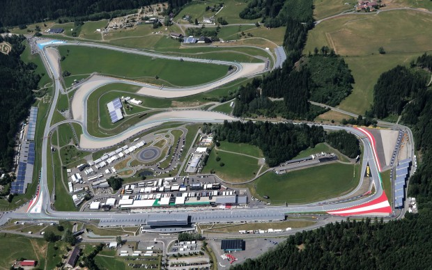 Red Bull victory @ Red Bull Ring in Styria