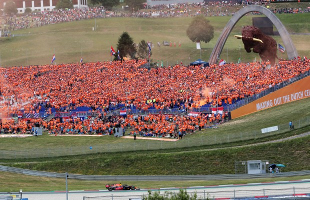 Max wins in front of 130.000 fans at Red Bull Ring