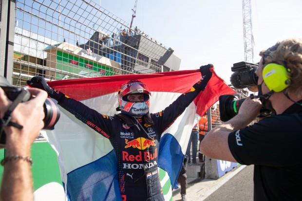 Max Verstappen - King of Holland!
