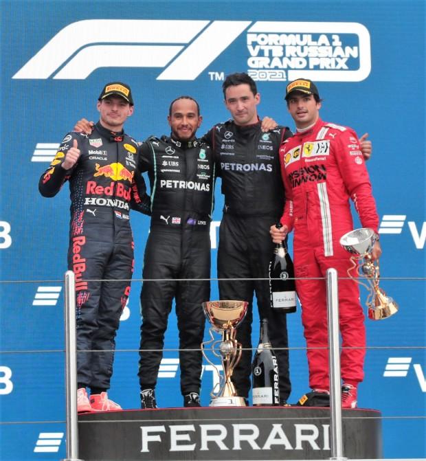Hamilton and Verstappen very lucky in Sochi….